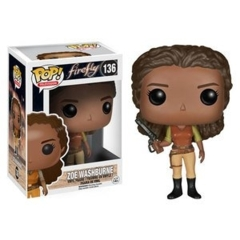 Funko POP Vinyl Figure Television Firefly - Zoe Washburne 136 - VAULTED