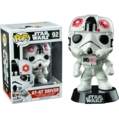 Funko POP Vinyl Bobble-Head Figure Star Wars AT-AT Driver 92 - EXCLUSIVE