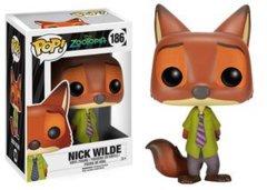 Funko POP Vinyl Figure Disney Zootopia Nick Wilde 186