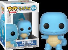 Funko POP Games Vinyl Figure Pokemon - Squirtle 504