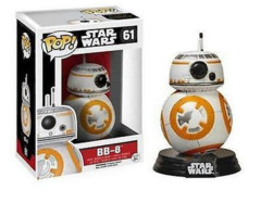 Funko POP Vinyl Bobble-Head Figure Star Wars The Force Awakens BB-8 - 61