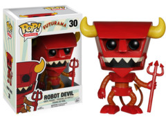 Funko POP Vinyl Figure Animation Futurama - Robot Devil 30