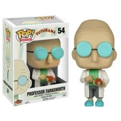 Funko POP Vinyl Figure Animation Futurama - Professor Farnsworth 54