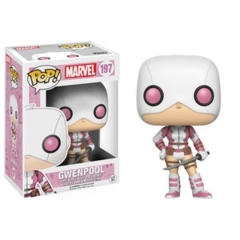 Funko POP Rides Vinyl Figure Marvel Gwenpool - Gwenpool 197