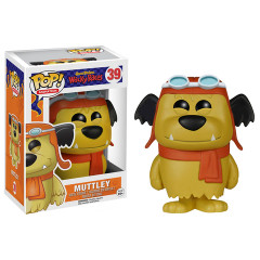 Funko POP Vinyl Figure Animation Hanna Barbera Wacky Races - Muttley 39 - VAULTED