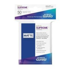 Ultimate Guard - Supreme UX Sleeves - Standard - Blue (50)