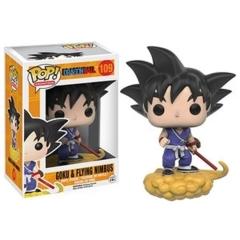 Funko POP Animation Vinyl Figure Dragon Ball Dragonball - Goku & Flying Nimbus 109