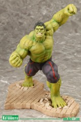 Kotobukiya ArtFX Plus Statue 1/10 Scale Avengers: Age of Ultron Hulk
