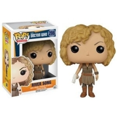Funko POP Vinyl Figure Doctor Who River Song 296