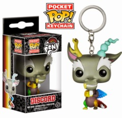 Funko POP Pocket POP MLP My Little Pony Discord Keychain