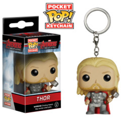 Funko POP Pocket POP Marvel Avengers Thor Keychain