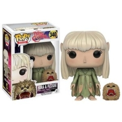 Funko POP Vinyl Figure Movies The Dark Crystal - Kira and Fizzgig 340