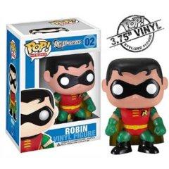 Funko POP Vinyl Figure DC Universe Robin 02