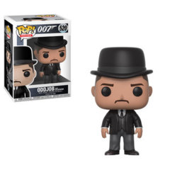 Funko POP Movies Vinyl Figure James Bond 007 - OddJob 520 Odd Job - from Golden Finger