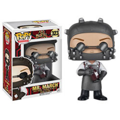 Funko POP Vinyl Figure Television American Horror Story Hotel AHS - Mr. March 323 - VAULTED