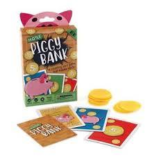 Hoyle - Piggy Bank Counting Card Game