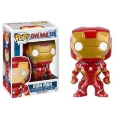 Funko POP Vinyl Bobble-Head Figure Marvel Captain America Civil War - Iron Man 126