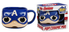 POP! Home Ceramic Mug / Cup - Marvel Avengers Age of Ultron - Captain America