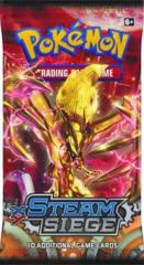XY - Steam Siege - Booster Pack