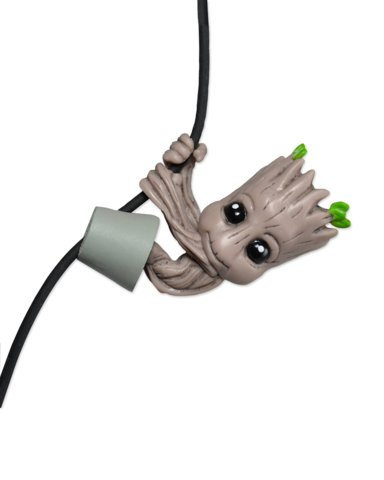 NECA Marvel Guardians of the Galaxy GOTG - Scalers Potted Groot