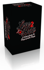 Love 2 Hate - A Party Game for Inappropriate People