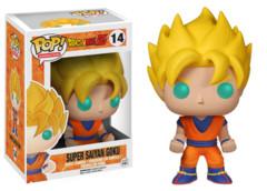 Funko POP Animation Vinyl Figure Dragon Ball Z Super Saiyan Goku 14