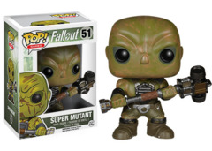 Funko POP Games Vinyl Figure Fallout Super Mutant 51