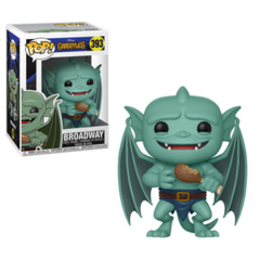 Funko POP Vinyl Figure Disney Gargoyles - Broadway 393