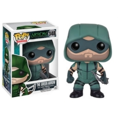 Funko POP Vinyl Figure Television Arrow the Television Series - The Green Arrow 348