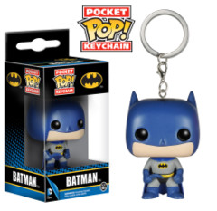 Funko POP Pocket POP DC Comics Batman Keychain