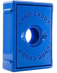 Card Caddy Single Decker - Blue