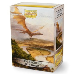 Dragon Shield Sleeves: Art Classic The Oxbow (Box Of 100) - Limited Edition