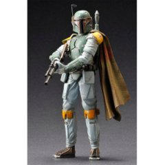 Kotobukiya ArtFX Plus Statue 1/10 Scale Pre Painted Model Kit Star Wars Boba Fett Cloud City Version