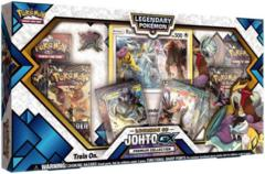 Legends Of Johto-Gx Premium Collection - Entei-GX