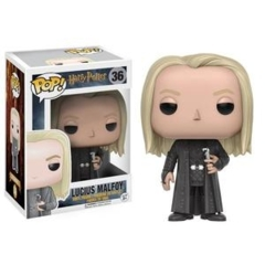 Funko POP Vinyl Figure Movies Harry Potter - Lucius Malfoy 36