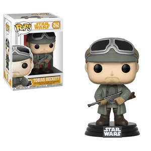 Funko POP Vinyl Bobble-Head Figure Star Wars - Tobias Beckett 242