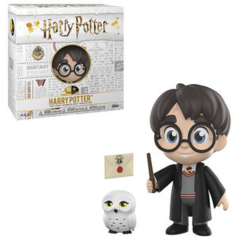 Vinyl 5 Star Harry Potter Harry (Robes)