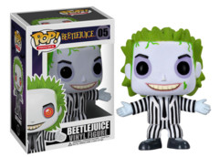 Funko POP Vinyl Figure Movies Beetlejuice - Beetlejuice 05