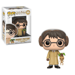 Funko POP Vinyl Figure Movies Harry Potter - Harry Potter (Herbology) 55