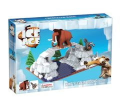 Ice Age Manny & Scrat - 92 pieces