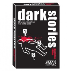 Dark Stories - Real Crimes - 50 Twisted Tales From Real Crime Scenes