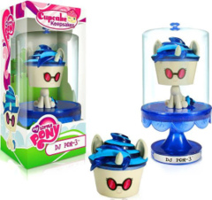 Funko Cupcake Keepsakes MLP My Little Pony DJ Pon-3