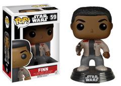 Funko POP Vinyl Bobble-Head Figure Star Wars The Force Awakens - Finn 59
