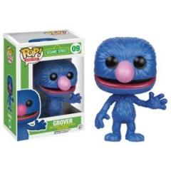 Funko POP Vinyl Figure Sesame Street Grover 09