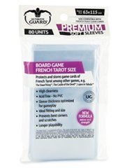 Ultimate Guard Premium French Tarot Board Game Sleeves (63mmx115mm)