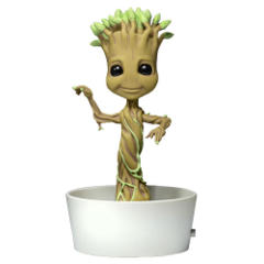 NECA Marvel Guardians of the Galaxy GOTG - Body Knocker - Solar Dancing Groot