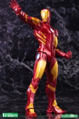 Kotobukiya ArtFX Plus Statue 1/10 Scale Pre Painted Model Kit Marvel Now! Iron Man