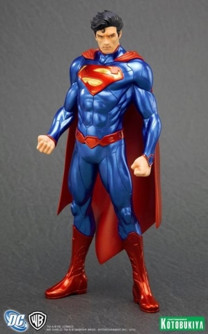 Kotobukiya ArtFX Plus Statue 1/10 Scale Pre Painted Figure Kit DC Comics - Superman