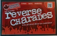 Reverse Charades - Canadian Edition, EH!