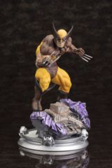 Kotobukiya Collection Fine Art Statue - Marvel Wolverine X-Men Danger Room Sessions Series - Serial Numbered out of 3300